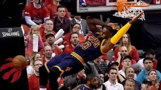NBA, i Cavs eliminano i Raptors e vanno in finale