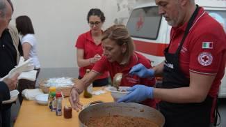 Croce Rossa e Regalami un sorriso: un'ambulanza prima di Natale