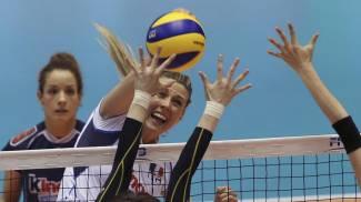 """Martina Guiggi, la """"senatrice"""" del volley rosa, pronta per Rio"""