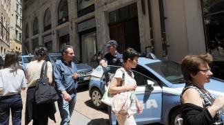 Presunto omicidio di Perugia, stupore tra la gente: «Siamo sconvolti»