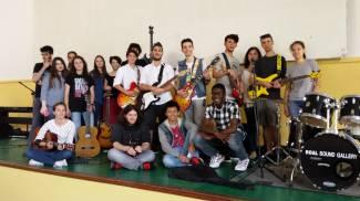 Musica e arte: al Volta protagonisti gli studenti
