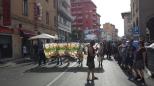 Canapisa, corteo in centro a Pisa, due arresti e sequestri di droga