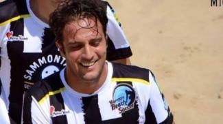 Beach Soccer, il Viareggio batte il Braga e va in finale di Champions League