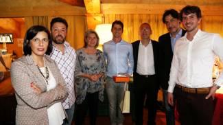 Premio letterario Chianti, la vittoria va a Giuseppe Catozzella