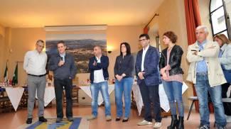 """Angera, festa per Rolando Del Torchio: """"Sono vivo per miracolo"""""""