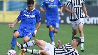 Campionato Primavera, l'Empoli ko con onore contro la Juve nei quarti di finale