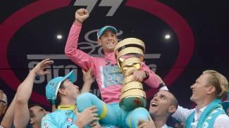 Giro d'Italia, il pagellone finale della corsa Rosa / FOTO