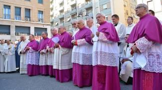 La processione del Corpus Domini, una tradizione che si rinnova