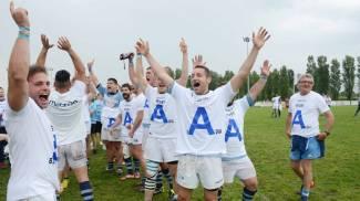 Rugby, l'Amatori Badia promosso in serie A