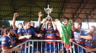 Rugby, Rovigo campione d'Italia anche con l'Under 18
