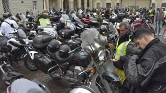 Montenero, la benedizione delle moto / VIDEO