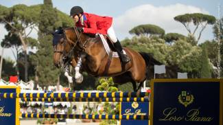 Image McLain Ward re di Roma
