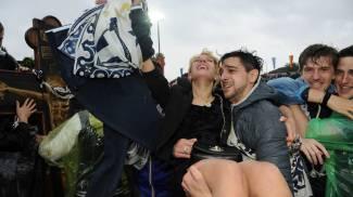 Palio di Legnano, vince San Martino: il video della mossa contestata