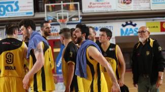 Virtus Imola ko con Reggio, inizia in salita la finale playoff