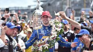 500 miglia di Indianapolis, vince un ... Rossi l'edizione numero 100