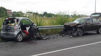 Codogno, incidente sulla via Emilia: Aaron Bertoncini muore a 18 anni