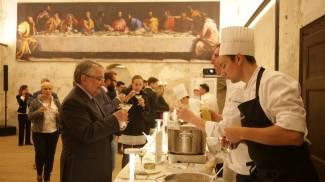 Astino, grande festa e cena 'stellata': 22 chef all'opera e 600 ospiti