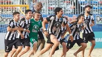 Viareggio campione d'Europa nel beach soccer