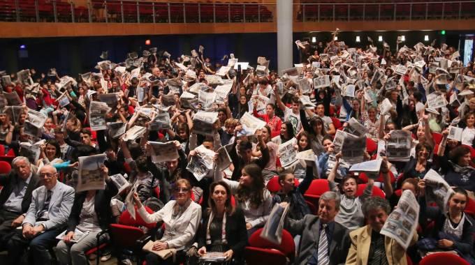 Firenze il gran finale del campionato di giornalismo for Nazione di firenze