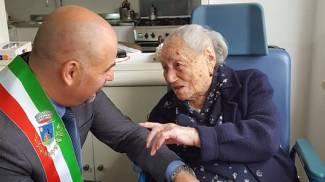 Montelupo Fiorentino, auguri Giuseppina: 114 anni per la vice-nonna d'Italia