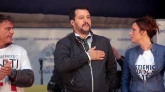 """Piazza Verdi, Salvini: """"Da Merola parole sceme"""""""