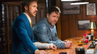 The Nice Guys, con Russell Crowe e Ryan Gosling: 8 cose da sapere