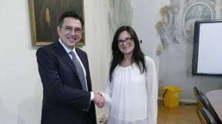 Sori, Alessandro Michelozzi è il nuovo presidente