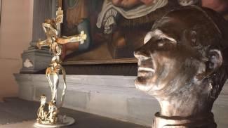 """Una ciocca di capelli del Papa. """"La reliquia di Giovanni Paolo II"""""""