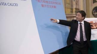 I cinesi hanno le valigie pronte: sui carboni ardenti i tifosi del calcio