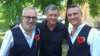 "Matrimonio per Antonio Provasio: fiori d'arancio per la ""Teresa"" dei Legnanesi"