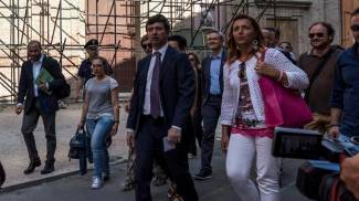 """Finale Emilia, il ministro Orlando: """"Il male da combattere è diffuso"""""""
