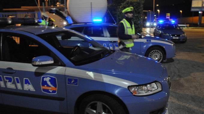 Assalto al portavalori in A14 nei pressi del casello di Teramo Giulianova sul posto è intervenuta la polizia stradale