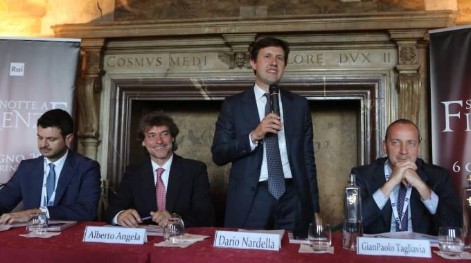 Stanotte a Firenze: con Alberto Angela stasera su Rai1