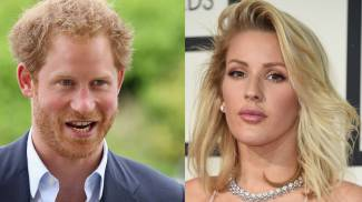 'Harry ha baciato Ellie Goulding', le fan del principe in lutto / VIDEO