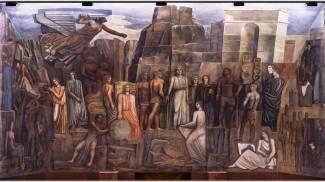 """Cade il tabú sull'arte del Ventennio. """"Con Sironi salviamo anche i monumenti del Fascio"""""""