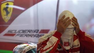 Crisi Rossa, Ferrari a secco. Deve reagire subito