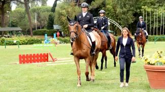 Campionati Italiani di salto ostacoli, le medaglie