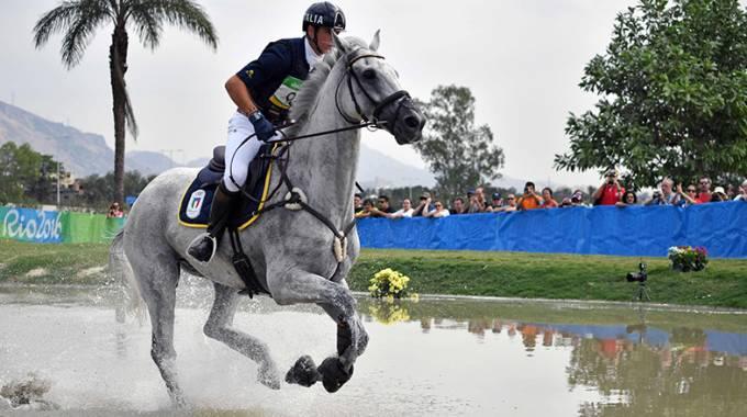 Pietro Roman e Barraduff - © AFP