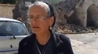 La testimonianza di un'85enne di San Pellegrino