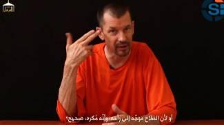 John Cantlie, il giornalista britannico in mano all'Isis (Reuters)