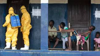 Ebola, diagnosticato primo caso in Usa (Ap)