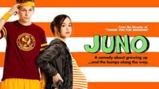 La locandina del film Juno