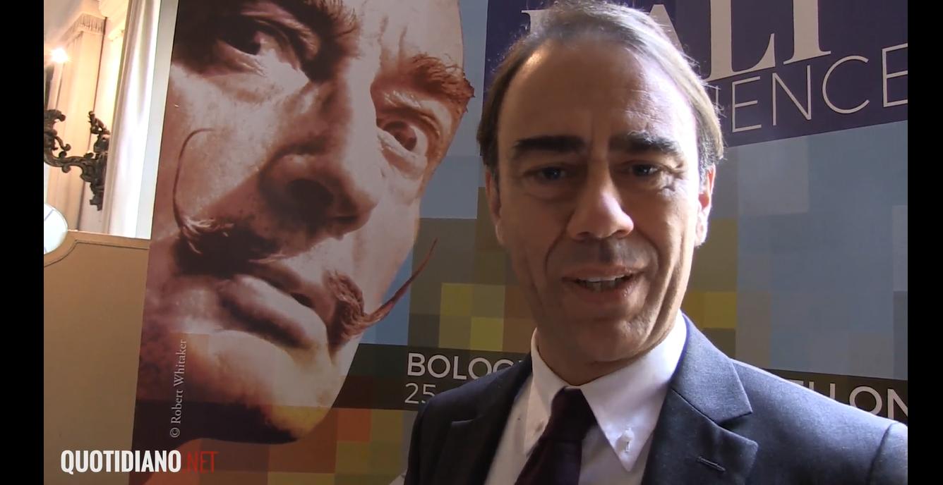 The Dalí Experience intervista ad Andrea Cangini
