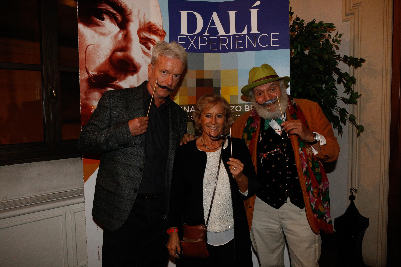 'Dalì Experience', le foto della preview a Bologna