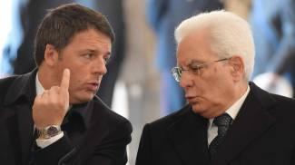 Image Mattarella: 'Renzi resti fino all'approvazione della Manovra'. E il premier 'congela' le dimissioni / FOTO / SPECIALE