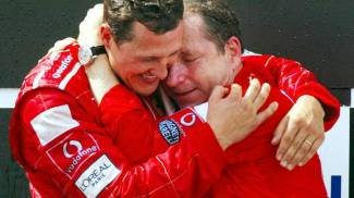 """Schumacher fa continui progressi, ma sarà una lunga battaglia"""