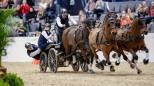Seventh FEI World Cup™ Driving title for Boyd Exell