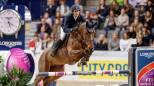 Sweden's Von Eckermann victorious in last-chance thriller at Gothenburg