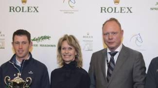 Indoor Brabant joins the Rolex Grand Slam of Showjumping