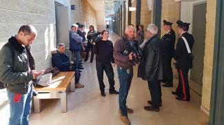 Rimini, sfregiata con l'acido, giornalisti fuori dall'aula